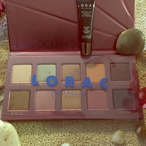 Other - 💖Lorac Unzipped Ocean Sunset Palette and primer💖